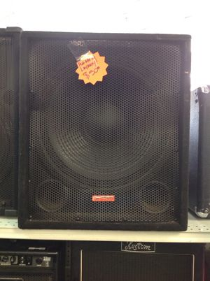 Mr DJ patron pro audio for Sale in Oklahoma City, OK