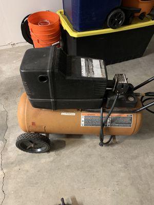 Craftsman air compressor for Sale in Graham, WA