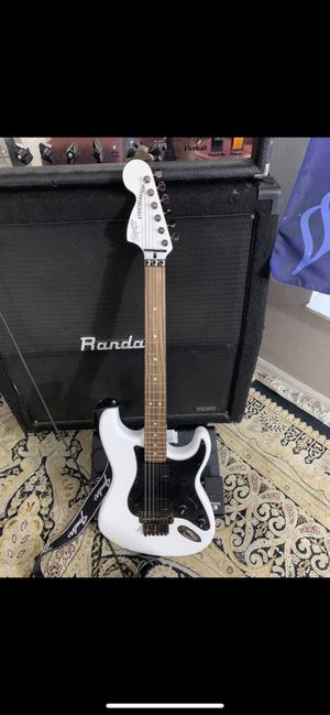 Squier contemporary active strat by fender electric guitar for Sale in Orlando, FL