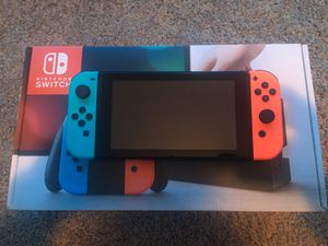 Nintendo Switch (Excellent Condition) for Sale in Decatur, GA