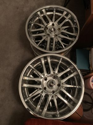 20 Inch Chrome Rims for Sale in North County, MO