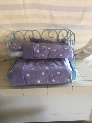 American girl doll bed for Sale in Torrance, CA