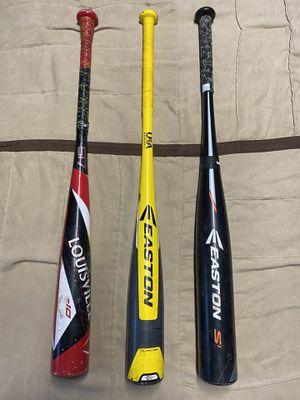Youth baseball bats for Sale in Puyallup, WA