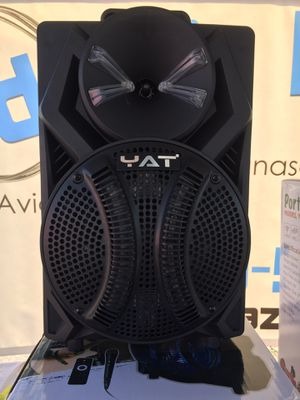 YAT portable wireless Bluetooth speakers for Sale in San Diego, CA
