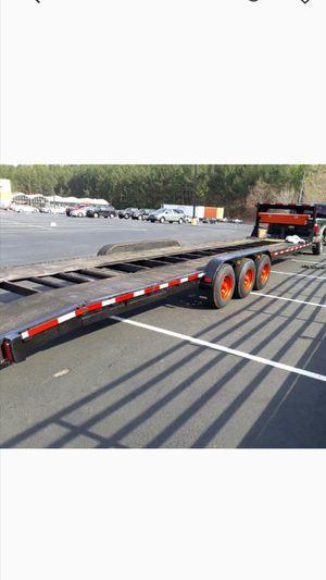 2 car trailer for Sale in Orlando, FL