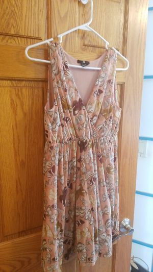 H&m butterfly dress Small for Sale in West Chicago, IL