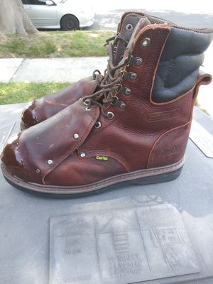 Cactus work boots for Sale in Riverside, CA