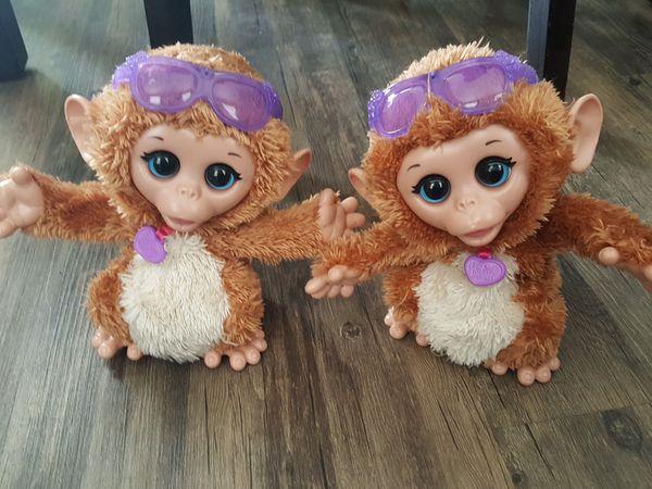 Baby Cuddles FurReal Friend