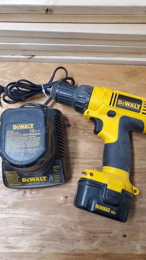 Dewalt 12v drill for Sale in Ellensburg, WA