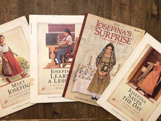American Girl Josefina Books for Sale in Azusa,  CA