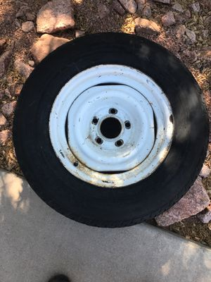 15 inch Five lug rim. for Sale in Young, AZ