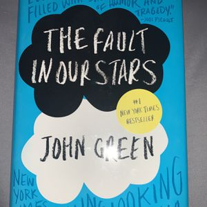The Fault In Our Stars Book for Sale in Tracy, CA