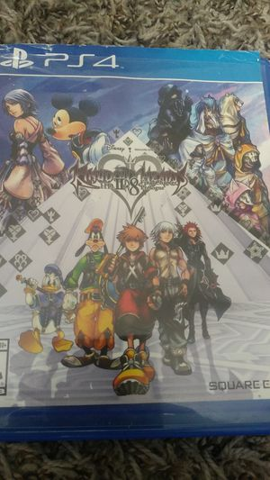 Kingdom hearts 2.8 for Sale in Sacramento, CA