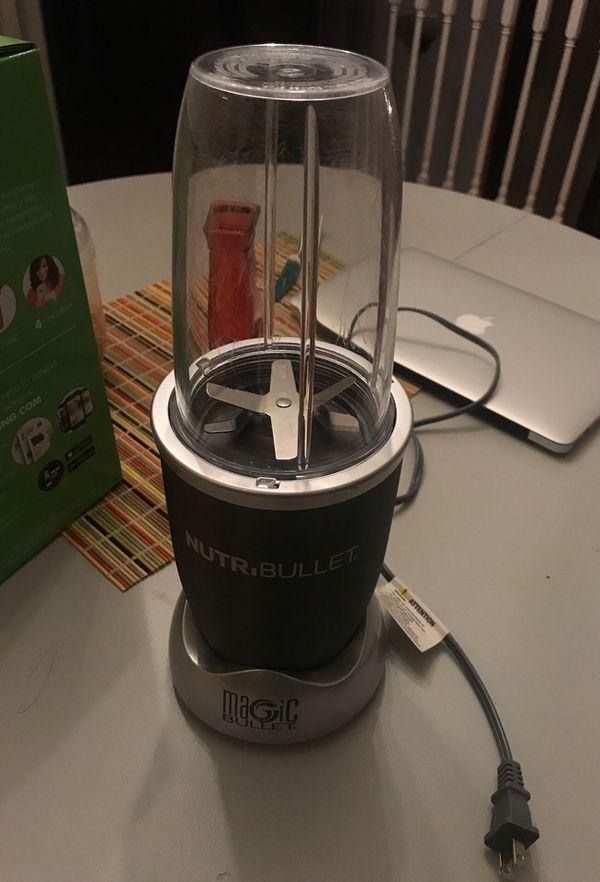 Like NEW NutriBullet Blender