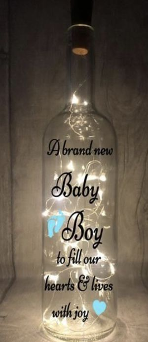Kids night lights, baby shower, home decorations - Brand New - Handcrafted for Sale in Whittier, CA
