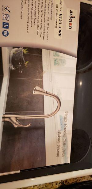 Kitchen faucet for Sale in Wichita, KS