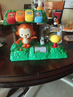 Vtech jungle toy for Sale in West Sacramento, CA