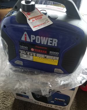 YAMAHA GENERATOR for Sale in Pomona, CA