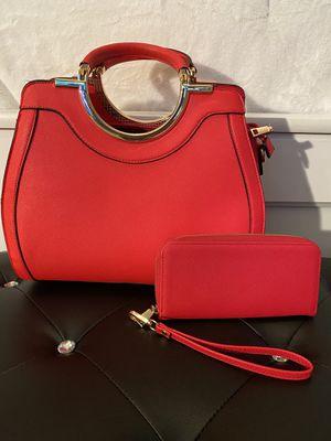 Red Purse (Handbag) for Sale in Upper Marlboro, MD