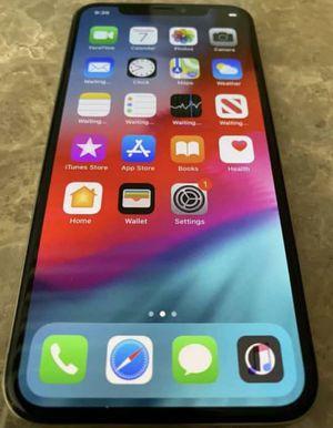 iPhone x for Sale in Allen, TX