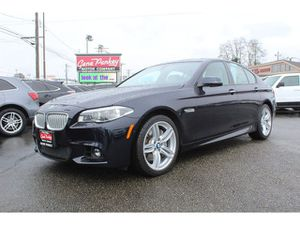 2014 BMW 5 Series for Sale in Tacoma, WA