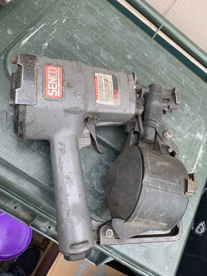 Nail roof gun work well $89 firme for Sale in West Linn, OR