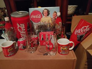 Coca Cola collection for Sale in Laredo, TX