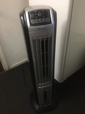 Newair Evaporative Cooler and Tower Fan for Sale in Pomona, CA