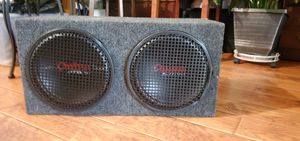 Subwoofer box for Sale in Vancouver, WA