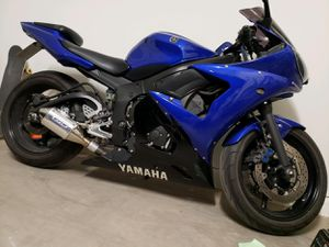 2008 Yamaha R6S for Sale in Peoria, AZ