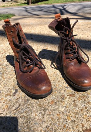 Size 11 man Aldo leather Boots for Sale in Riverview, FL