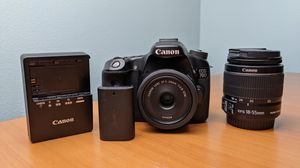 Canon EOS 70D with 2 Lenses for Sale in Portland, OR