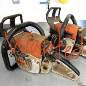 W Anted Chainsaws for Sale in Carbonado, WA