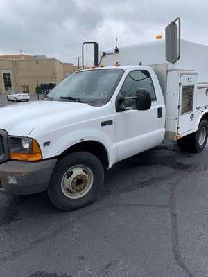 1999 Ford f350 heavy duty F 350 Utility Work Truck 123k Miles for Sale in Westchester, IL