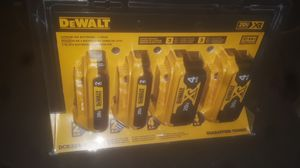 Dewalt Lithium ion batteries -4 pack for Sale in Antioch, CA