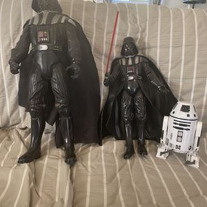 Darth Vader Star Wars Figures for Sale in Gresham, OR