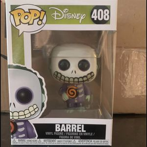 FUNKO POP BARREL NIGHTMARE BEFORE CHRISTMAS for Sale in City of Industry, CA