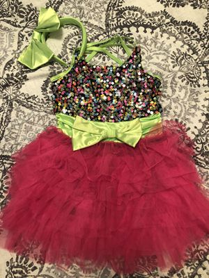 Little girl dance costume for Sale in Nashville, TN
