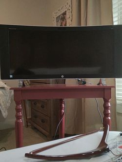 Hp Envy 27 Curved All In One Monitor for Sale in Duvall,  WA
