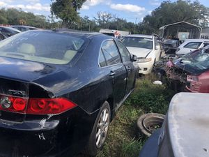 2004-2008 Acura TSX Parts only for Sale in Gibsonton, FL