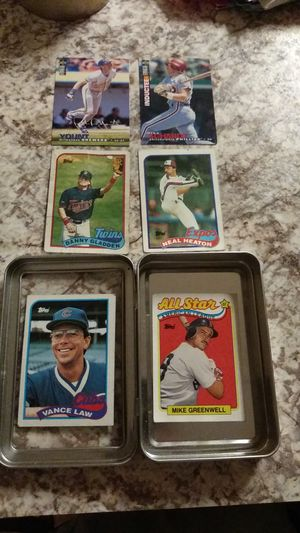 Vintage baseball cards for Sale in Lugoff, SC
