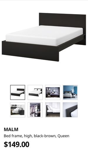 IKEA malm bed frame .FREE . Needs to go. for Sale in Los Angeles, CA