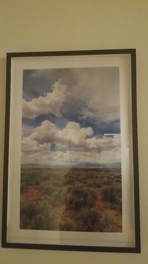 2 Pictures with Frames for Sale in Dallas, TX