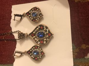 Beautiful necklace set for Sale in Falls Church, VA