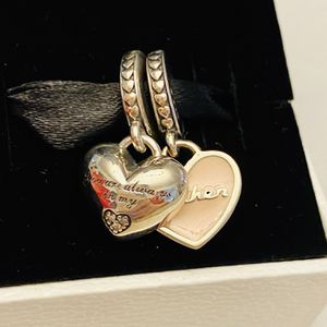 Pandora Mother & Daughter Set Of 2 Charms for Sale in Los Angeles, CA