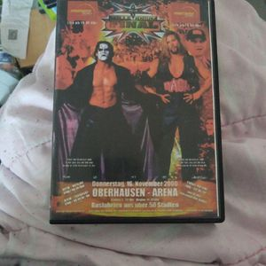 Wcw Millennium Final Dvd for Sale in Chicago, IL