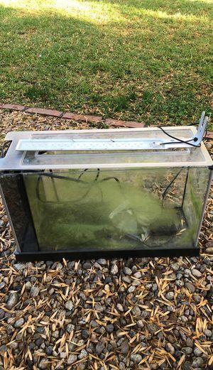 5 gallon fish tank aquarium for Sale in Altadena, CA