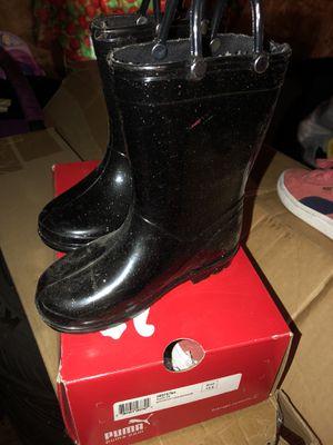 Girl rain boots for Sale in Meriden, CT