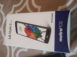 LG Stylo 2 Metro PCS (Does Not charge) for Sale in Gaithersburg, MD
