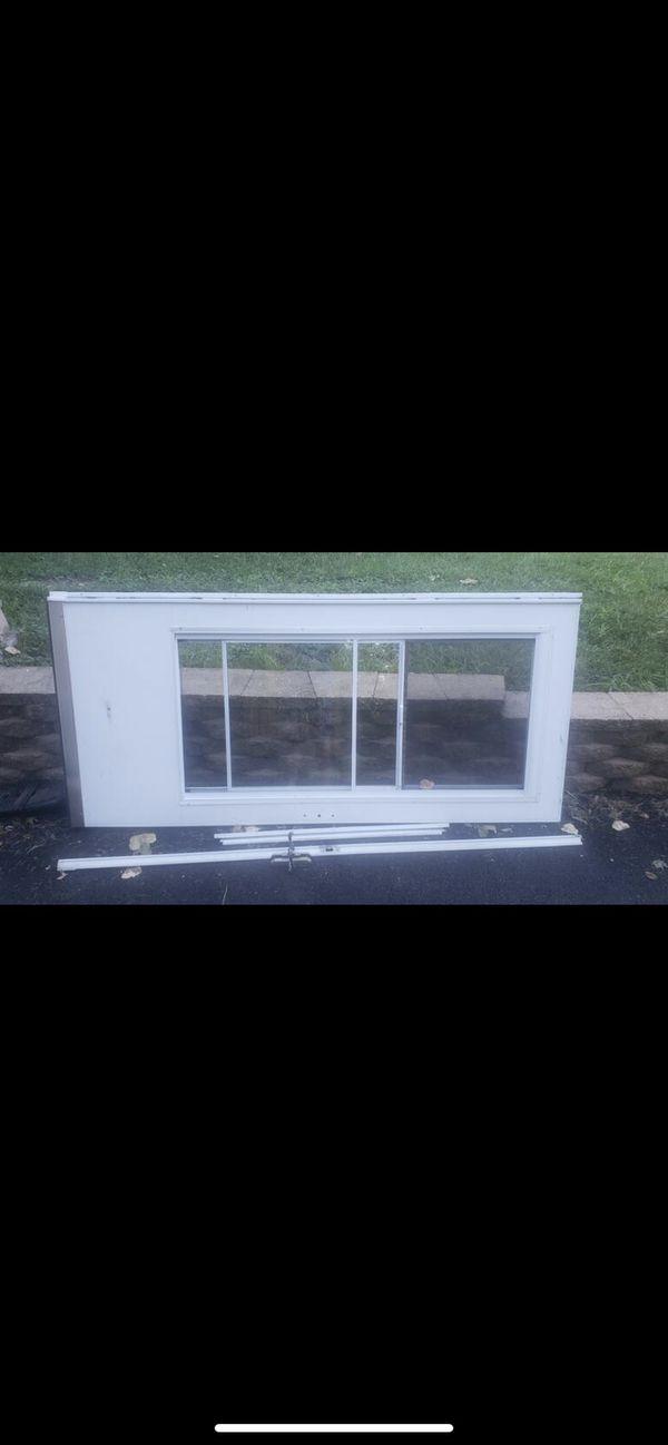Free standard screen door